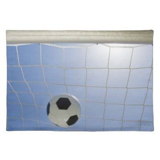Soccer Ball and Goal 2 Placemat