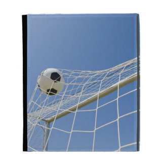 Soccer Ball and Goal 3 iPad Cases