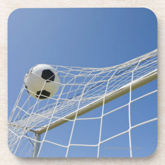Soccer Ball and Goal 3 Coaster