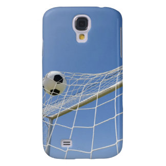 Soccer Ball and Goal 3 Galaxy S4 Case