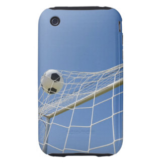 Soccer Ball and Goal 3 Tough iPhone 3 Covers