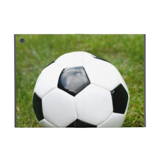 Soccer Ball and Grass iPad Mini Cover