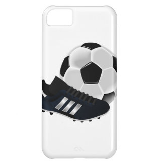 Soccer Ball and Shoe iPhone 5C Case