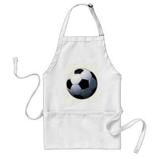 Soccer Ball Adult Apron