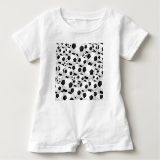 Soccer Ball Baby Clothes Baby Bodysuit