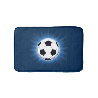 Soccer Ball Bath Mats