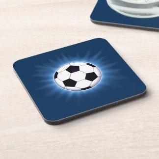 Soccer Ball Coasters (set of 6)
