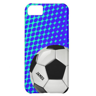 Soccer Ball Custom iPhone 5 Case