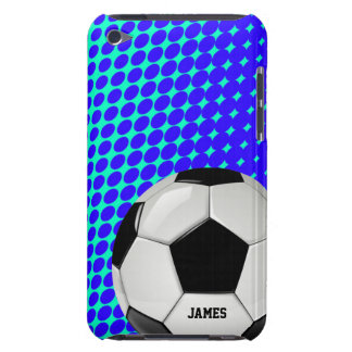 Soccer Ball Custom iPod Touch Case
