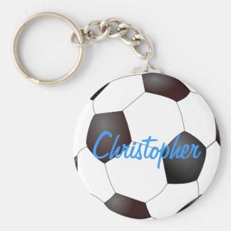 Soccer Ball - Customizable Key Chain