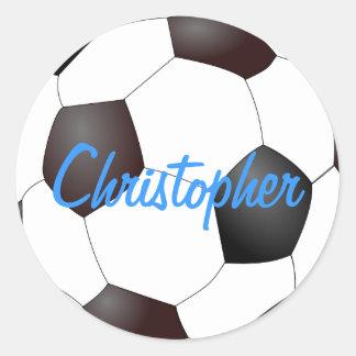 Soccer Ball - Customizable Stickers