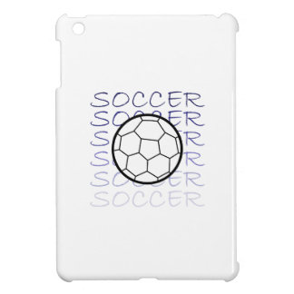 SOCCER BALL DESIGN iPad MINI CASES