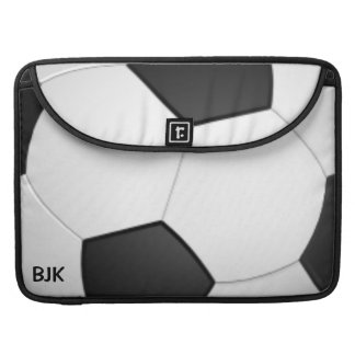 Soccer Ball Design Rickshaw MacBook Pro Case