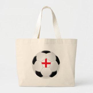 Soccer Ball – England Canvas Bag