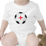 Soccer Ball – England T Shirt