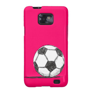 Soccer Ball, Football, Fussball, Team Sport Galaxy SII Cover