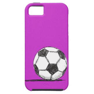 Soccer Ball, Football, Fussball, Team Sport iPhone 5 Cases