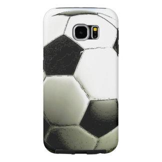 Soccer Ball - Football Samsung Galaxy S6 Cases
