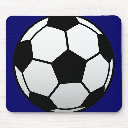 Soccer Ball Futbol products Mousepad