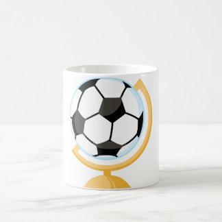 Soccer Ball Globe Mug