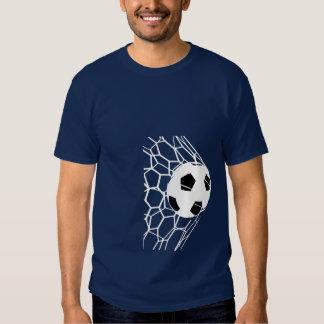 soccer Ball Goal Mens Tee 10