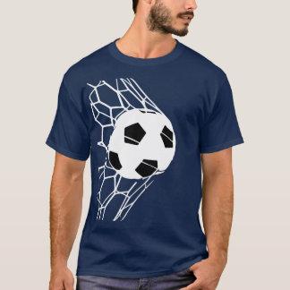 Soccer Ball Goal Mens Tee 2