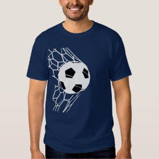 Soccer Ball Goal Mens Tee 56
