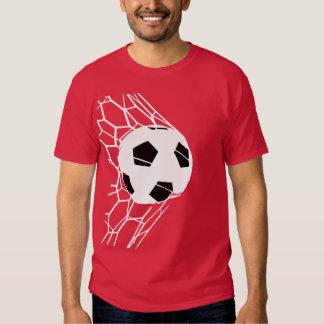 Soccer Ball Goal Mens Tee 6