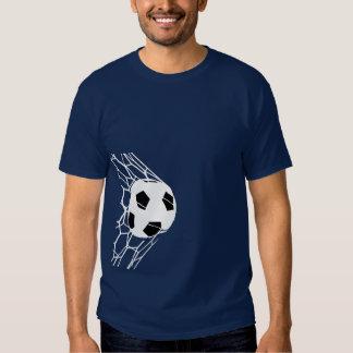 soccer Ball Goal Mens Tee 9