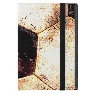 Soccer Ball Grunge Style iPad Mini Case