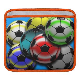 Soccer Ball Ipad Sleeve
