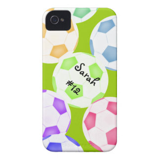 Soccer Ball iPhone 4 Case