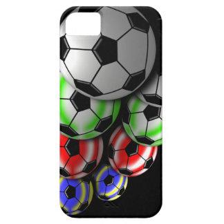 Soccer Ball Iphone 5 Case-Mate Case iPhone 5 Case
