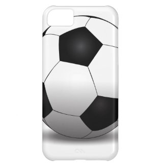 Soccer ball iPhone 5C case