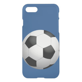Soccer Ball iPhone 7 Clear Case