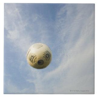 Soccer Ball Large Square Tile