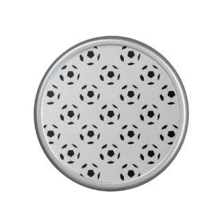 Soccer Ball Pattern Bluetooth Speaker
