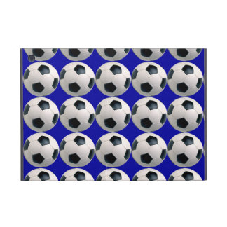 Soccer Ball Pattern iPad Mini Case