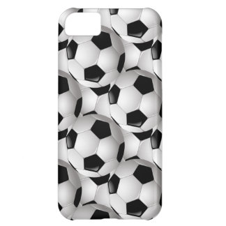 Soccer Ball Pattern iPhone 5C Case