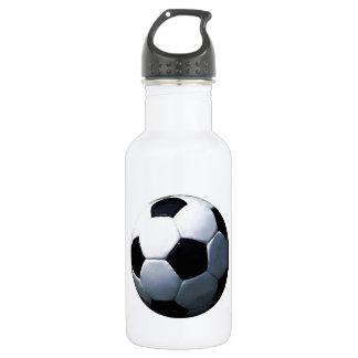 Soccer Ball 532 Ml Water Bottle