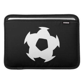 Soccer Ball Pictogram MacBook Air Sleeve