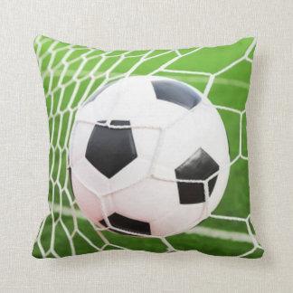Soccer Ball Pillow Throw Cushions