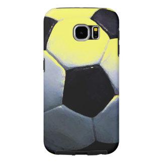 Soccer Ball Samsung Galaxy S6 Cases