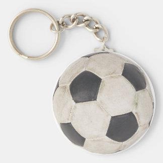 Soccer Ball Soccer Fan Football Footie Soccer Game Key Ring