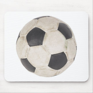 Soccer Ball Soccer Fan Football Footie Soccer Game Mouse Pad