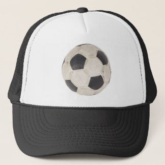 Soccer Ball Soccer Fan Football Footie Soccer Game Trucker Hat