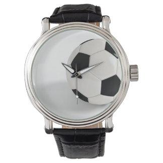 Soccer ball. watch