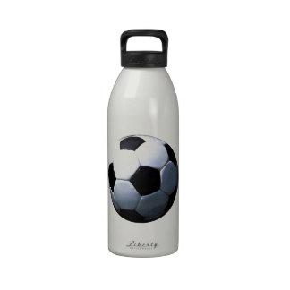Soccer Ball Drinking Bottles