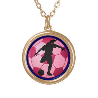 soccer ball (woman) jewelry