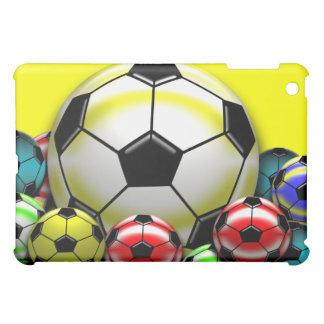 Soccer Balls Ipad Case